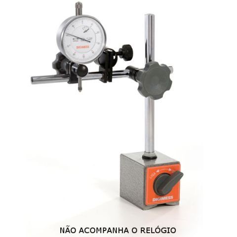 Suporte de Medição Com Base Magnética 270.240 - DIGIMESS