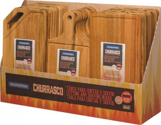 Tábua Para Churrasco Unitário 10239/544 - Tramontina