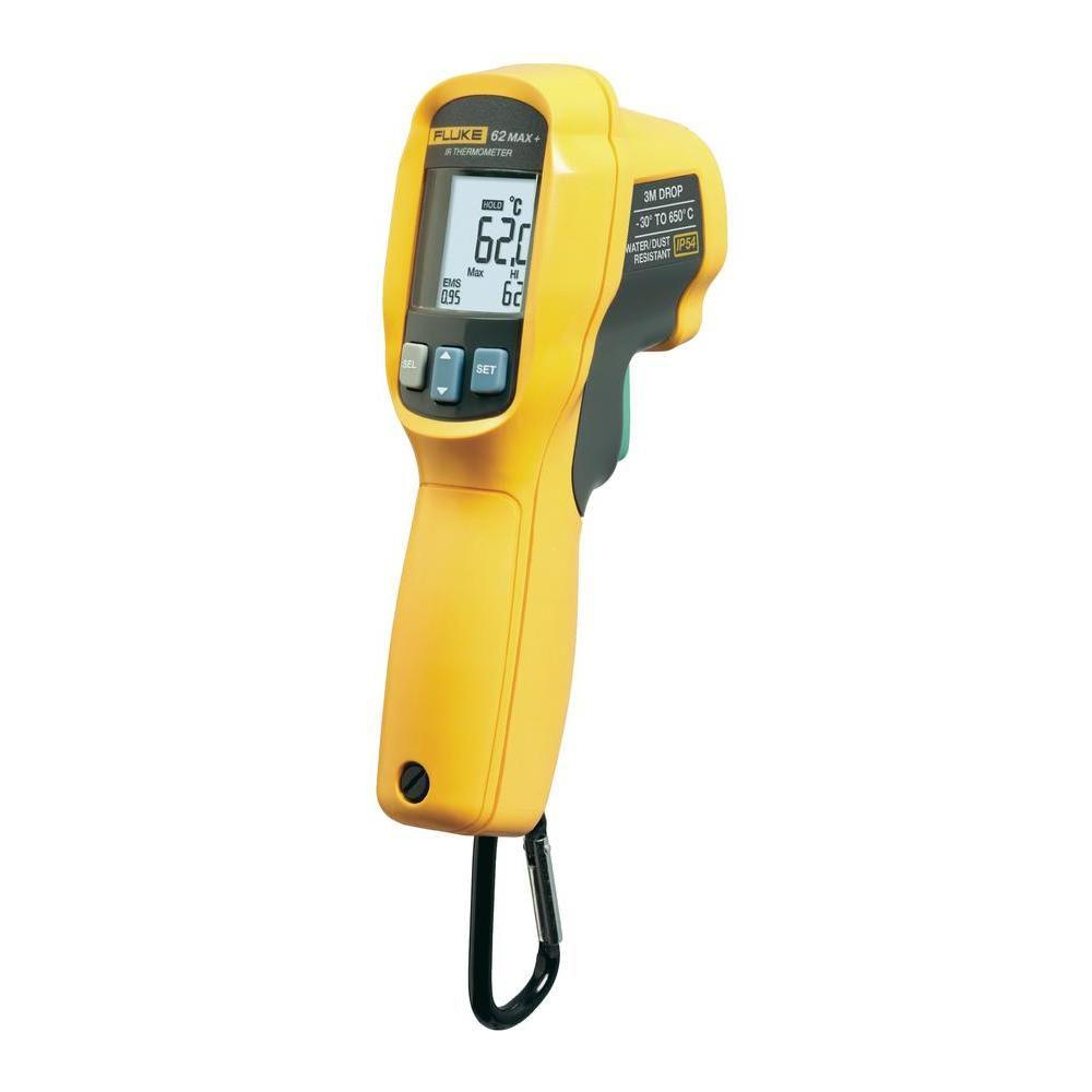 Termômetro Digital Infravermelho 62 MAX+  - FLUKE
