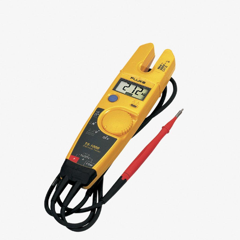 Testador Elétrico Achatado T5 1000 -  FLUKE