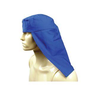 Touca de Brim Azul Para Soldador