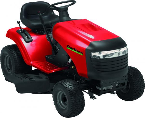 Trator P/Cortar Grama A Gasolina 18,5 Hp S/ Recolhedor - Garthen