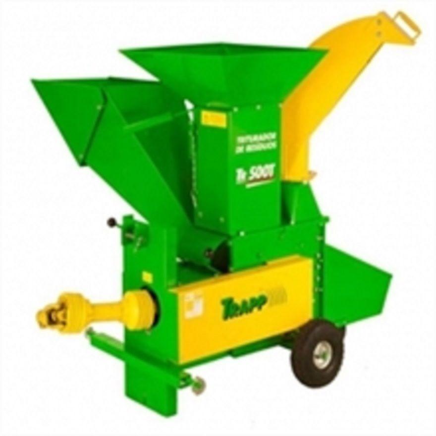 Triturador de Resíduos Orgânicos Sem Motor TR-500 - Trapp