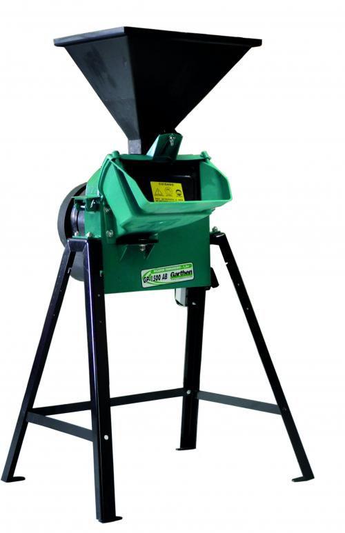 Triturador Forrageiro c/ Motor 1,5CV GP1500 ABI 220V - GARTHEN