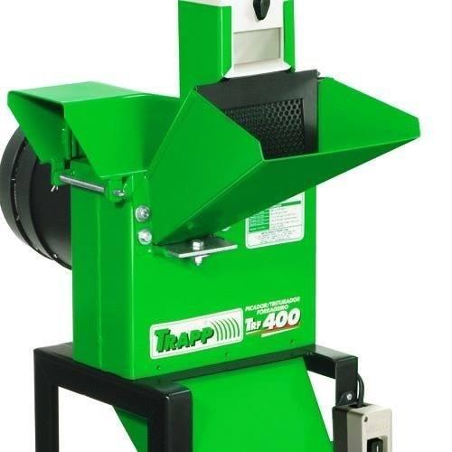 Triturador Forrageiro TRF 400 2CV Monofásico - Trapp
