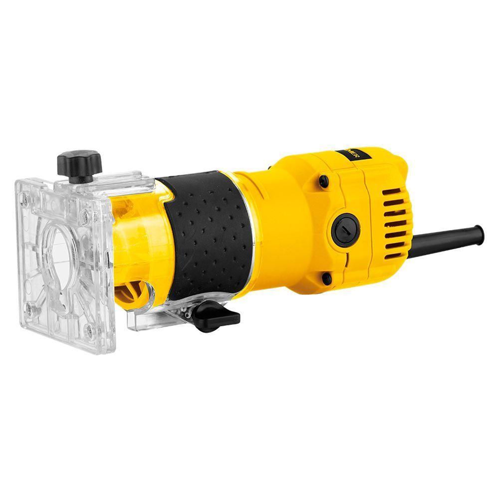 Tupia 6mm 710W 220V C/Base Móvel GYTM710 - Hammer