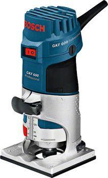 Tupia Laminadora 600W GKF 600 220V - BOSCH
