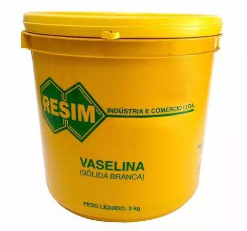 Vaselina Sólida 3Kg - Resim