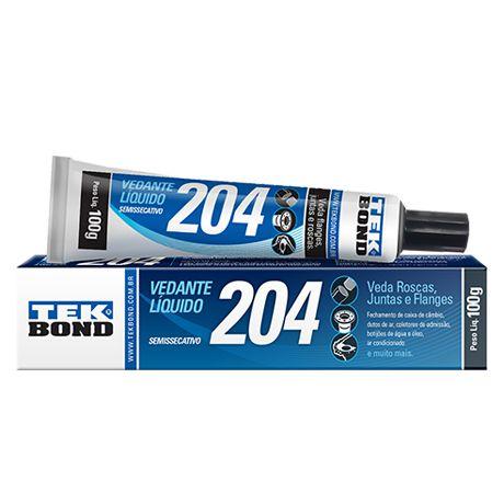 Veda Juntas E Roscas 204 100g - Tekbond