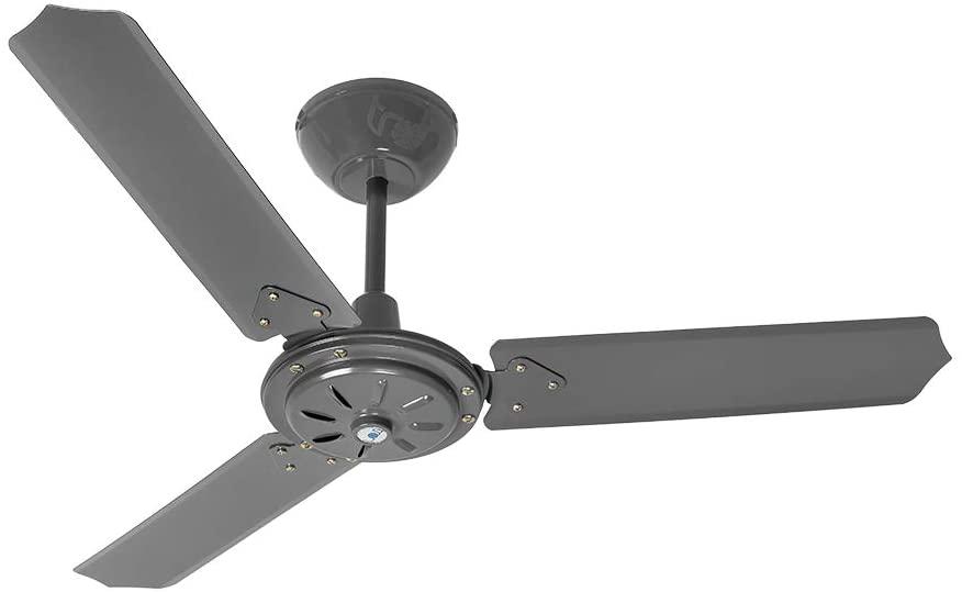 Ventilador Teto Eco Rio 3 Pas Grafite 220V – Tron