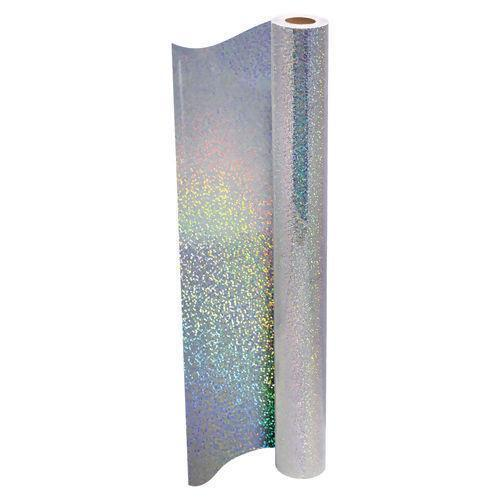 Adesivo com Glitter PP Holográfico - 45cm x 1 metro