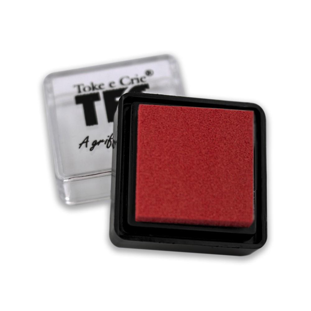 Almofada Toke e Crie P/ Carimbo Vermelho - ALC016