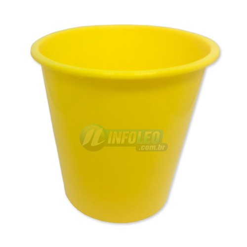 Balde de Pipoca 1 Litro Amarelo