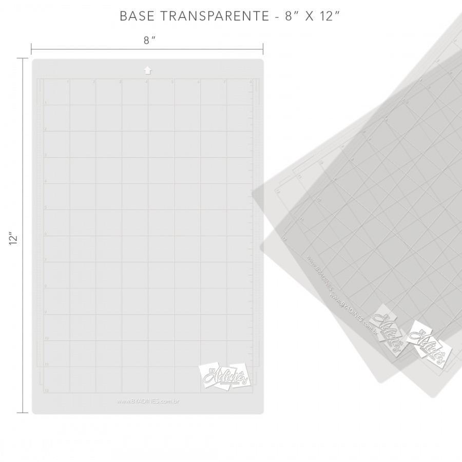 Base de Corte A4 Alternativa Transparente Adines