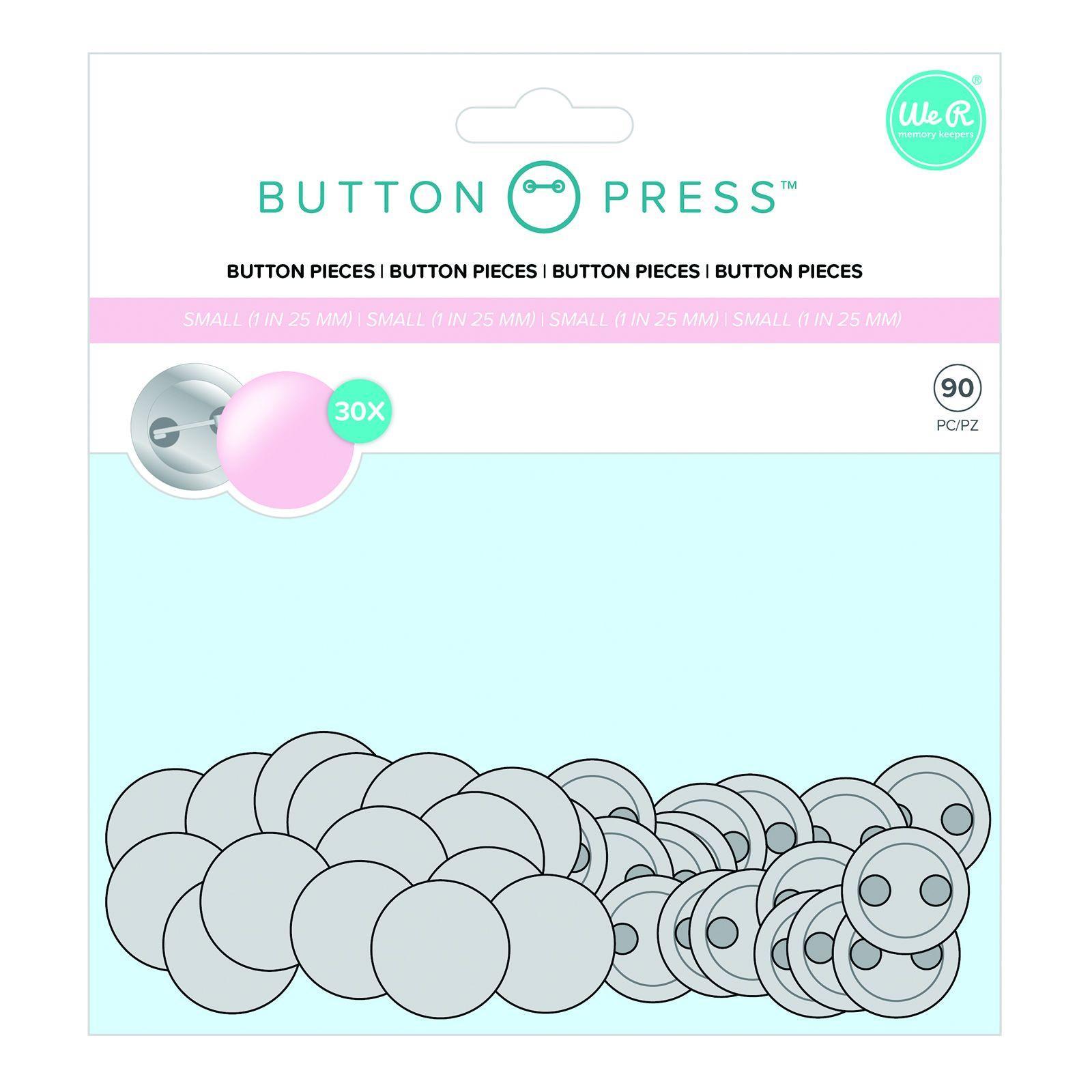 Botton Pequeno 37mm para Button Press WeR - 661096