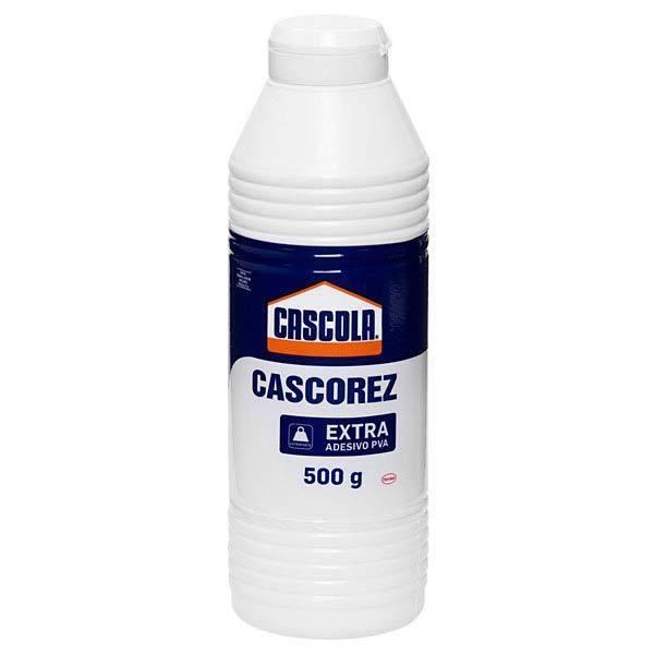 Cola Cascorez Cascola Extra Adesivo PVA 500 gramas