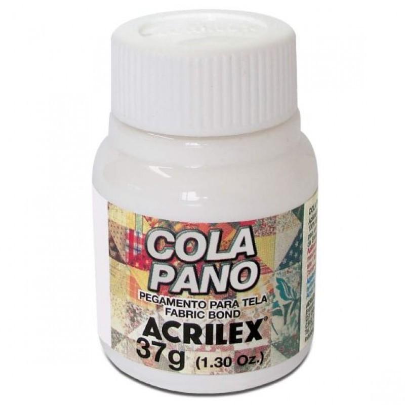Cola Pano 37g Pote Acrilex - 16840