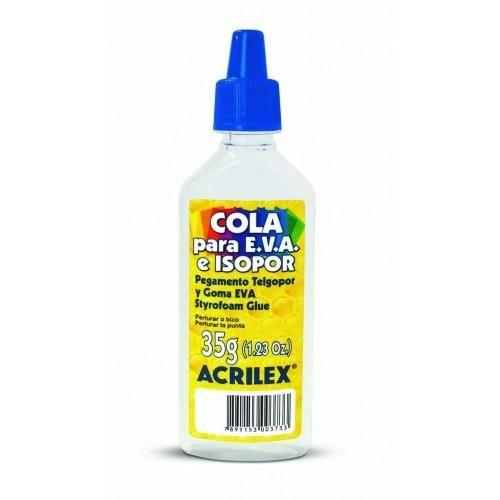 Cola Para EVA e Isopor 35g Acrilex - 17335