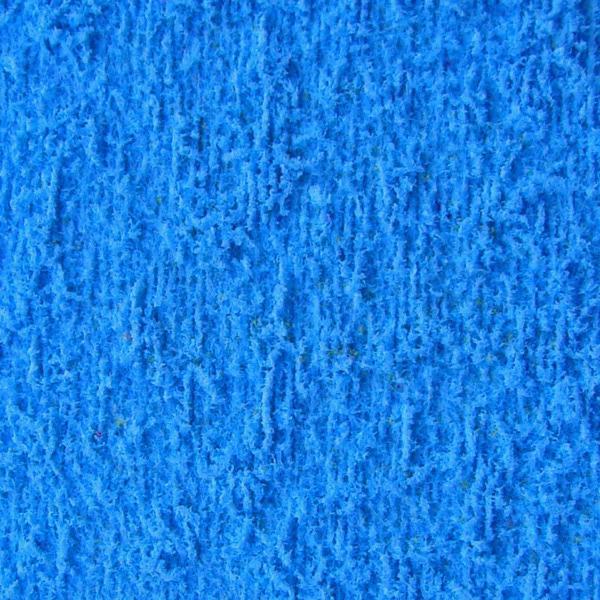 Folha EVA Atoalhado Azul Claro 2mm 40x50cm BRW - EV0911