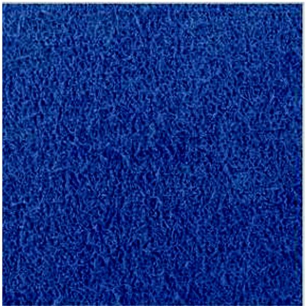 Folha EVA Atoalhado Azul Escuro 2mm 40x50cm BRW - EV0910