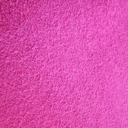 Folha EVA Atoalhado Rosa Pink 2mm 40x50cm BRW - EV0902