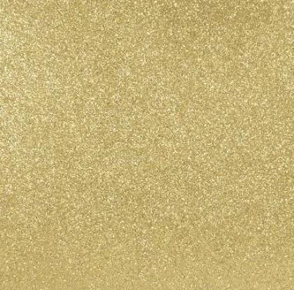 Folha EVA C/ Glitter Diamante Dourado 2mm 40x60cm Make+