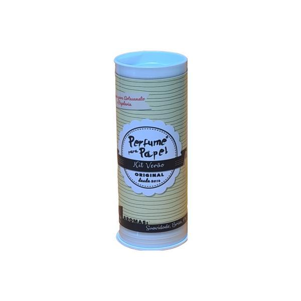 Kit Verão - Perfume para Papel com 3 aromas 15 ml cada (Brisa, Paz e Suavidade)