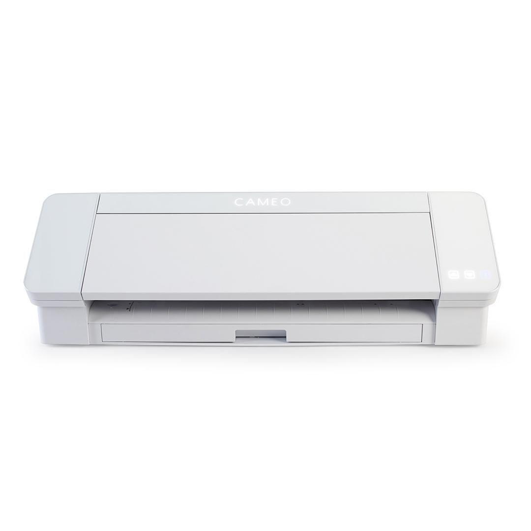 Nova Silhouette Cameo 4 Branca Mini Plotter de Recorte
