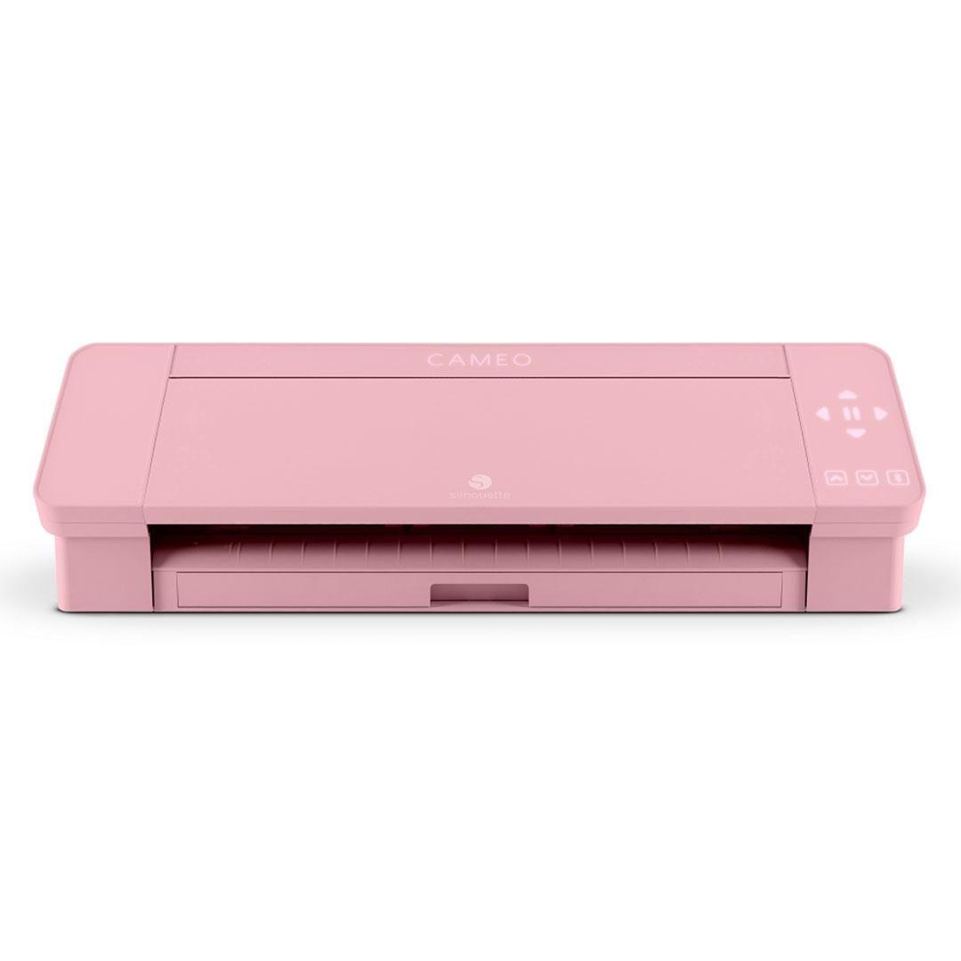 Nova Silhouette Cameo 4 Rosa Mini Plotter de Recorte