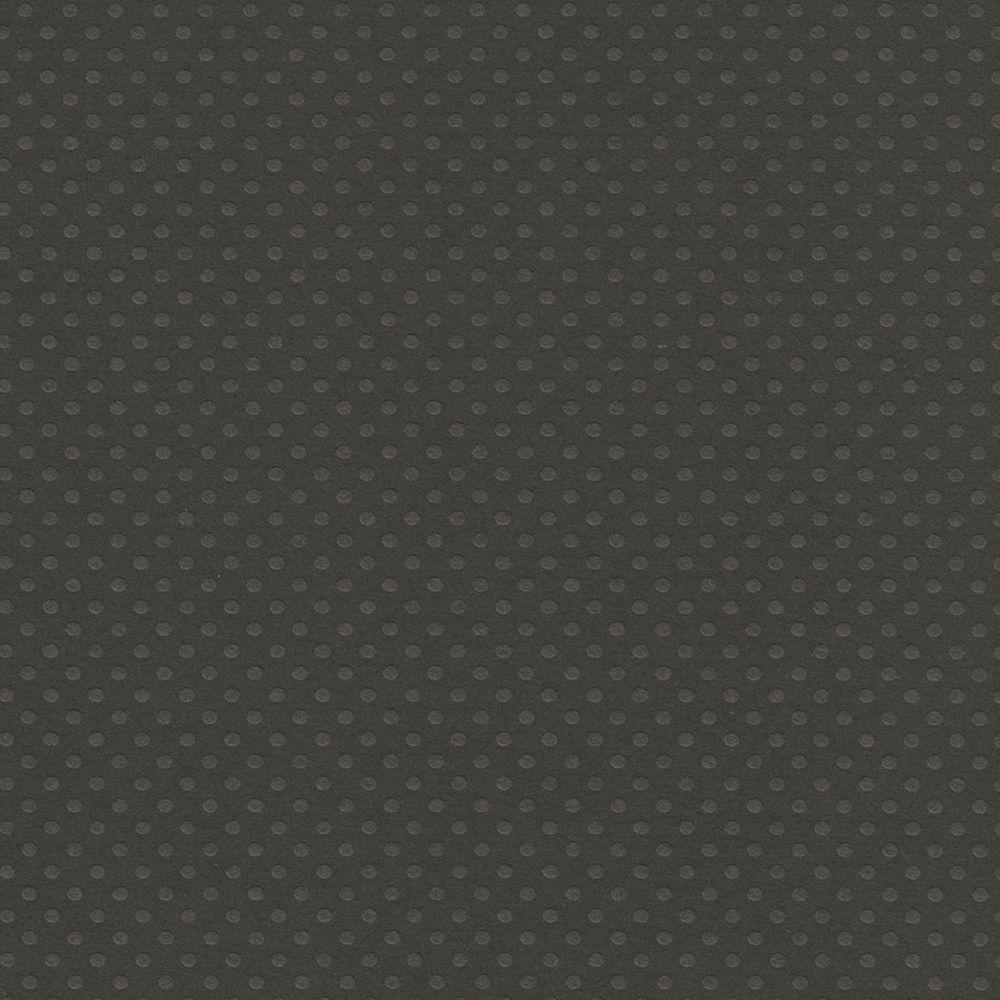 Papel Cardstock Bolinhas II Cinza Escuro Toke e Crie - 20067 - PCAR496