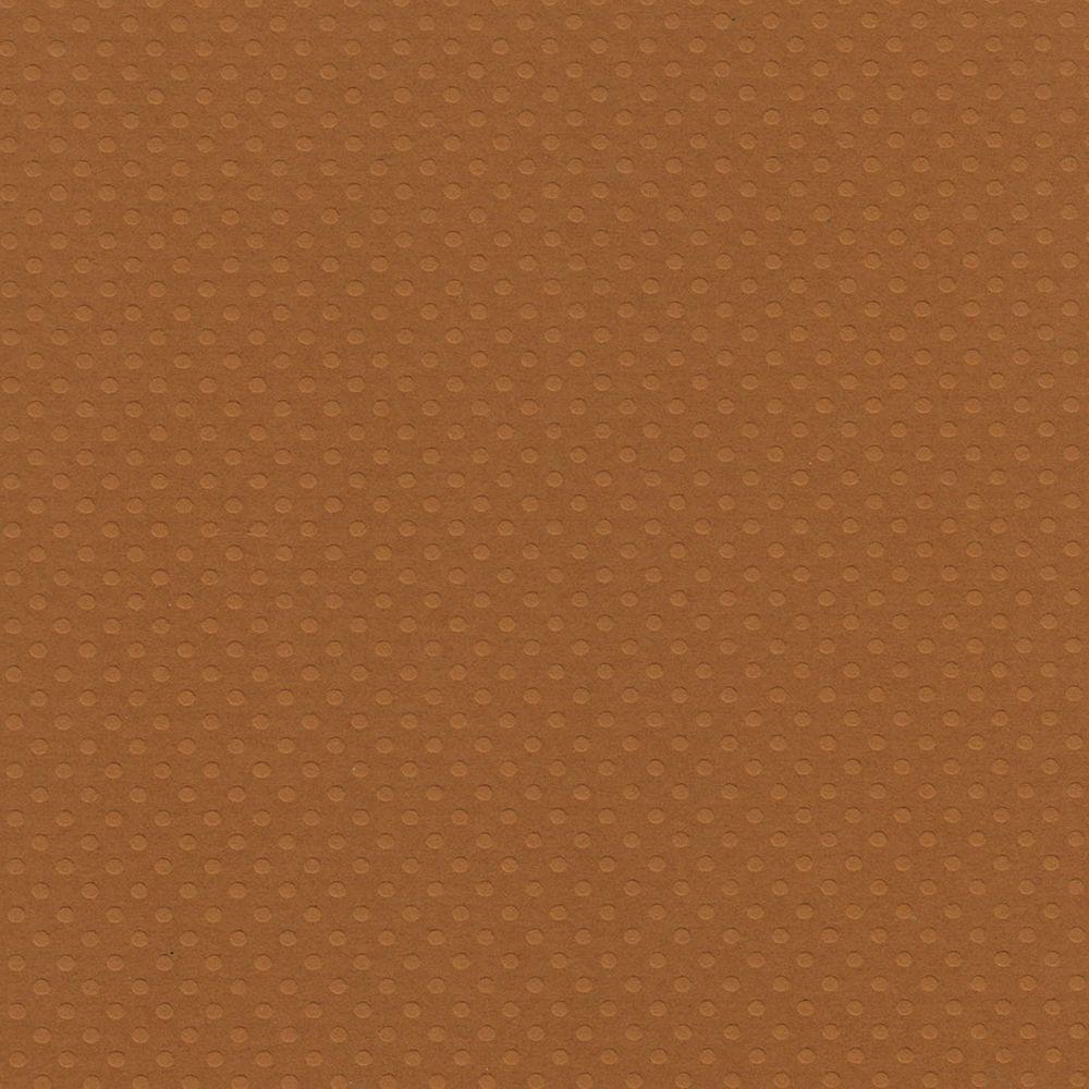 Papel Cardstock Bolinhas II Tijolo Toke e Crie - 20070 - PCAR499