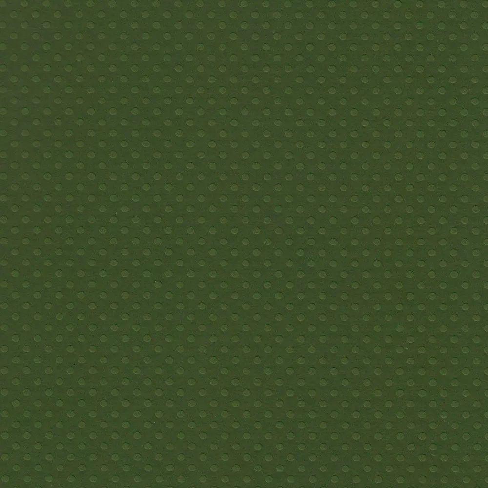 Papel Cardstock Bolinhas II Verde Mata Toke e Crie - 20075 - PCAR504