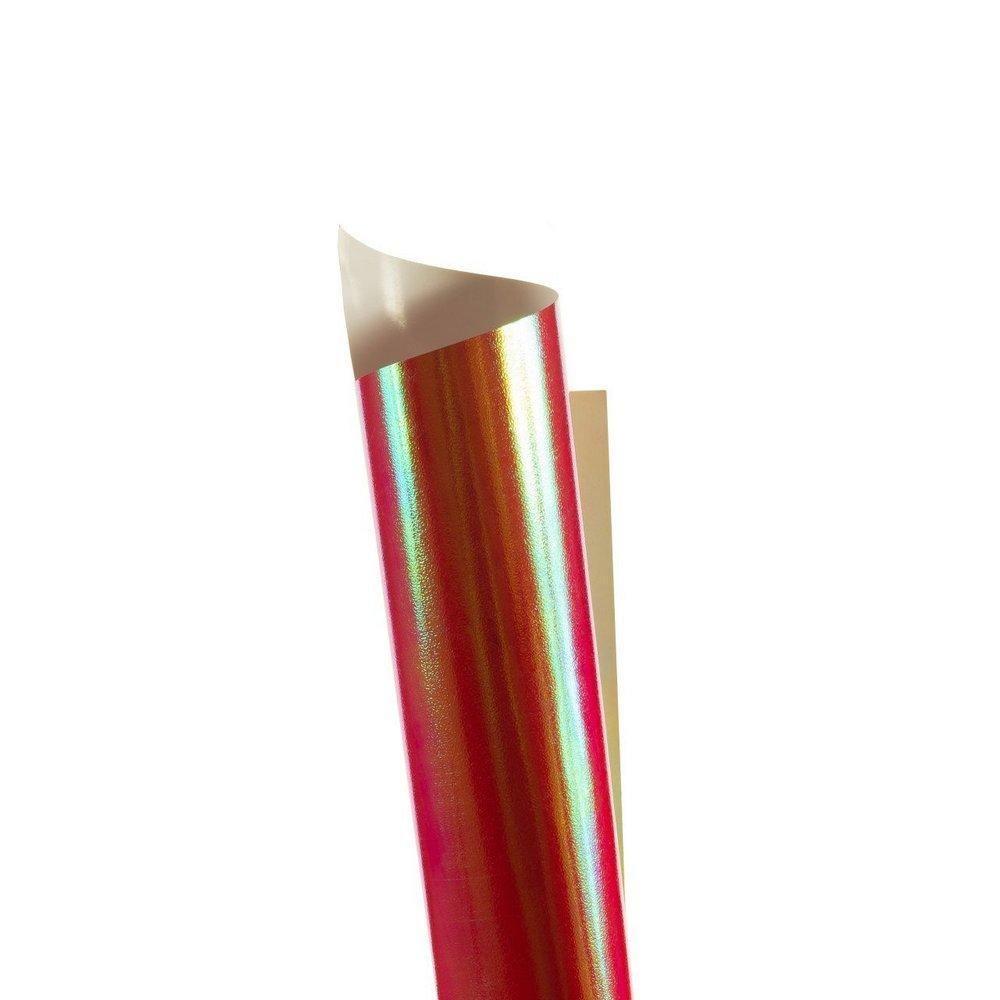 Papel Carnival Vermelho 30x30cm 170g - Unitário