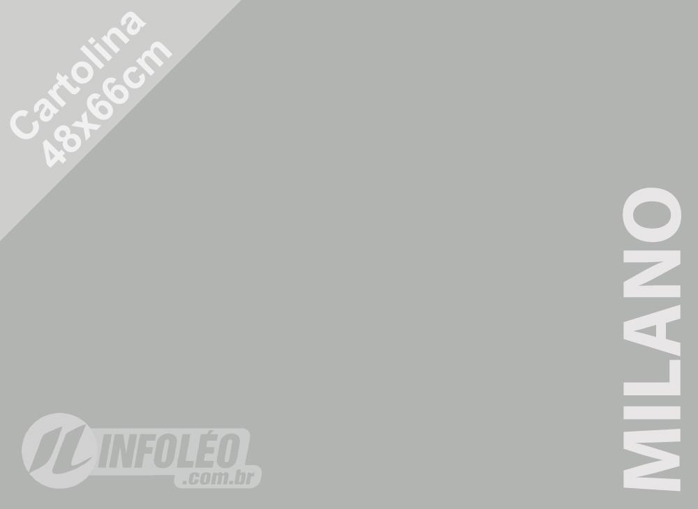Papel Cartolina Milano Color Plus 48x66cm 180g (Apenas Motoboy)
