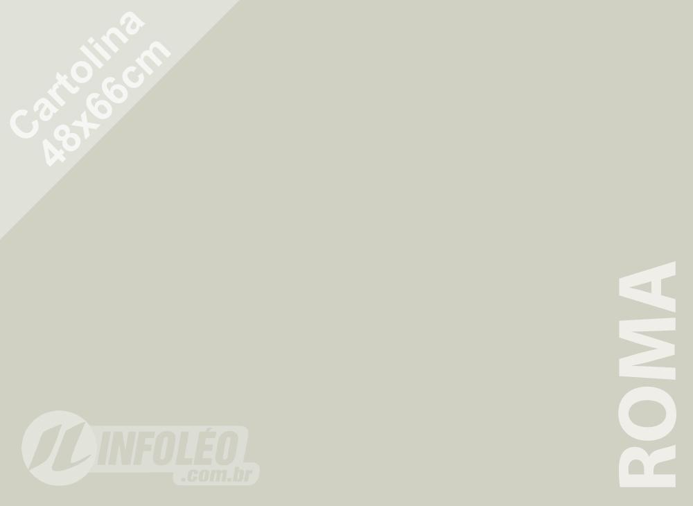 Papel Cartolina Roma Color Plus 48x66cm 180 gramas (Apenas Motoboy)