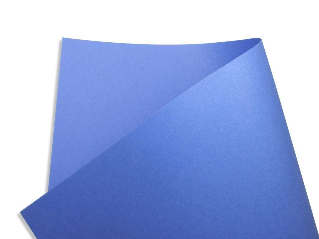 Papel Color Fluo Violeta (Violet) 30x30cm 180 gramas - Unidade