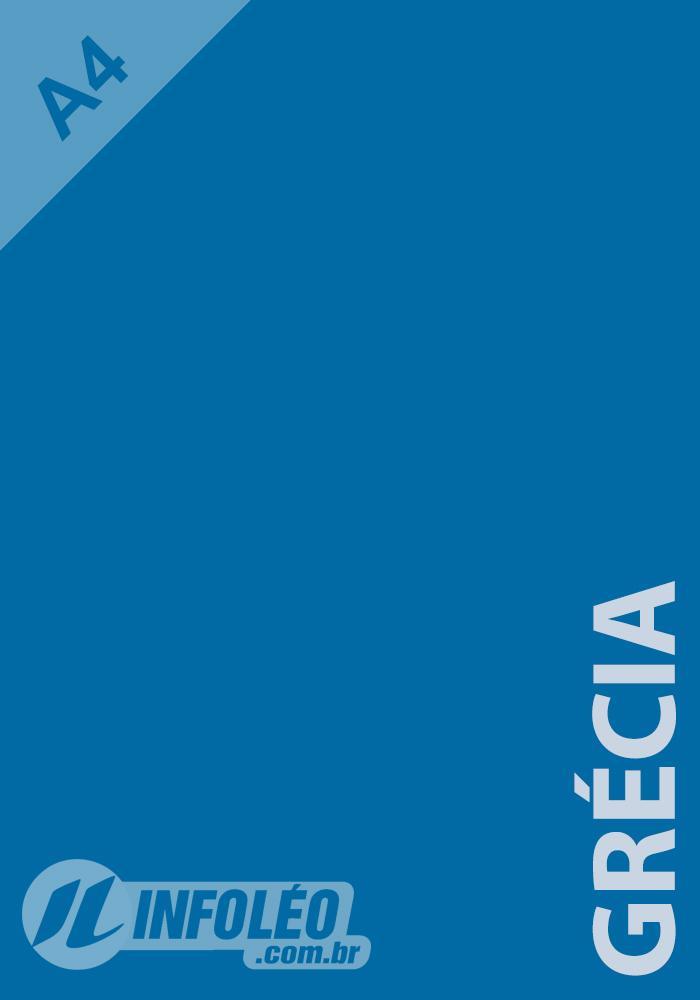 Papel Color Plus A4 180 gramas Grécia (Azul Royal)
