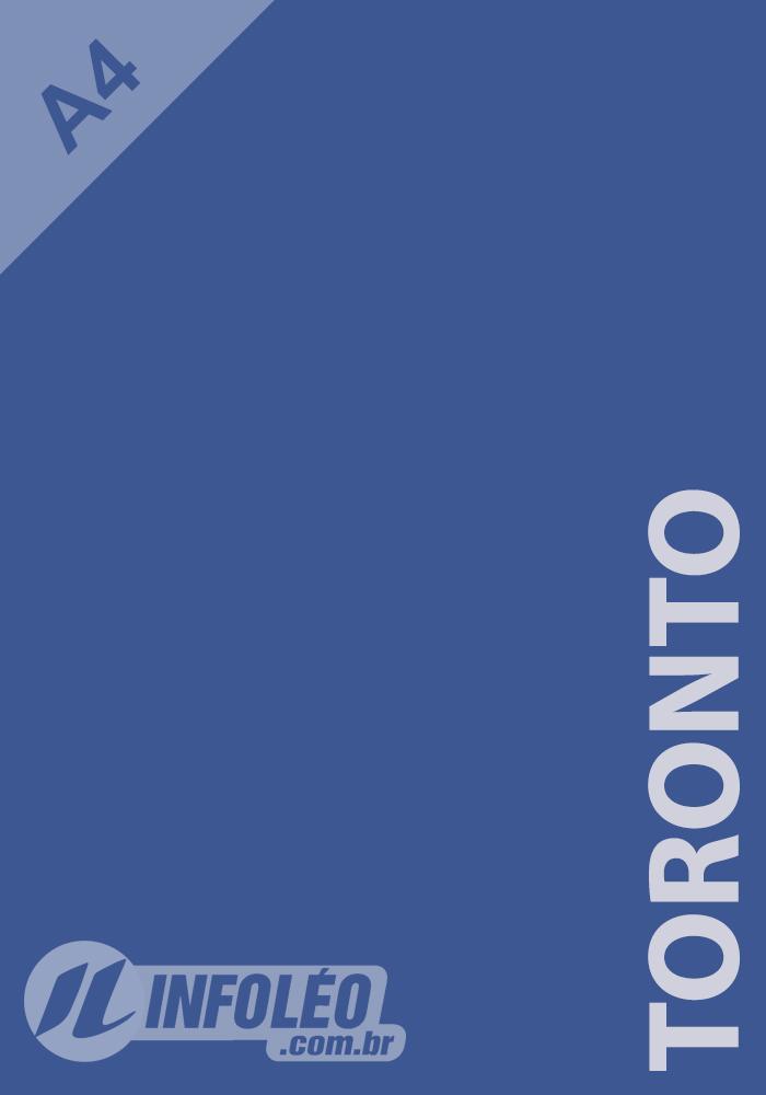 Papel Color Plus A4 180 gramas Toronto (Azul Escuro)