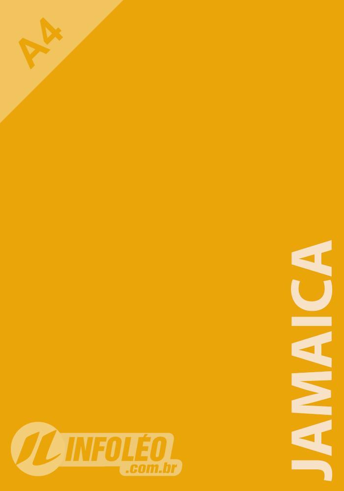 Papel Color Plus A4 180g Jamaica