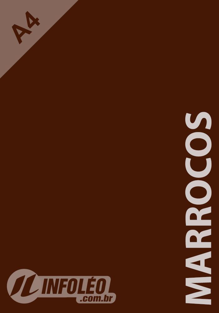 Papel Color Plus A4 180g Marrocos