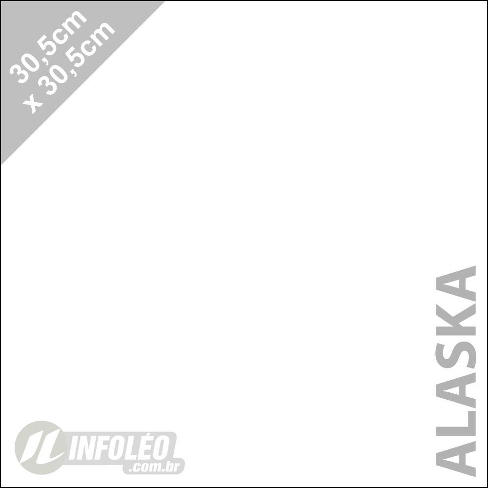 Papel Color Plus Alaska (Branco) 30x30 180 gramas - Unidade