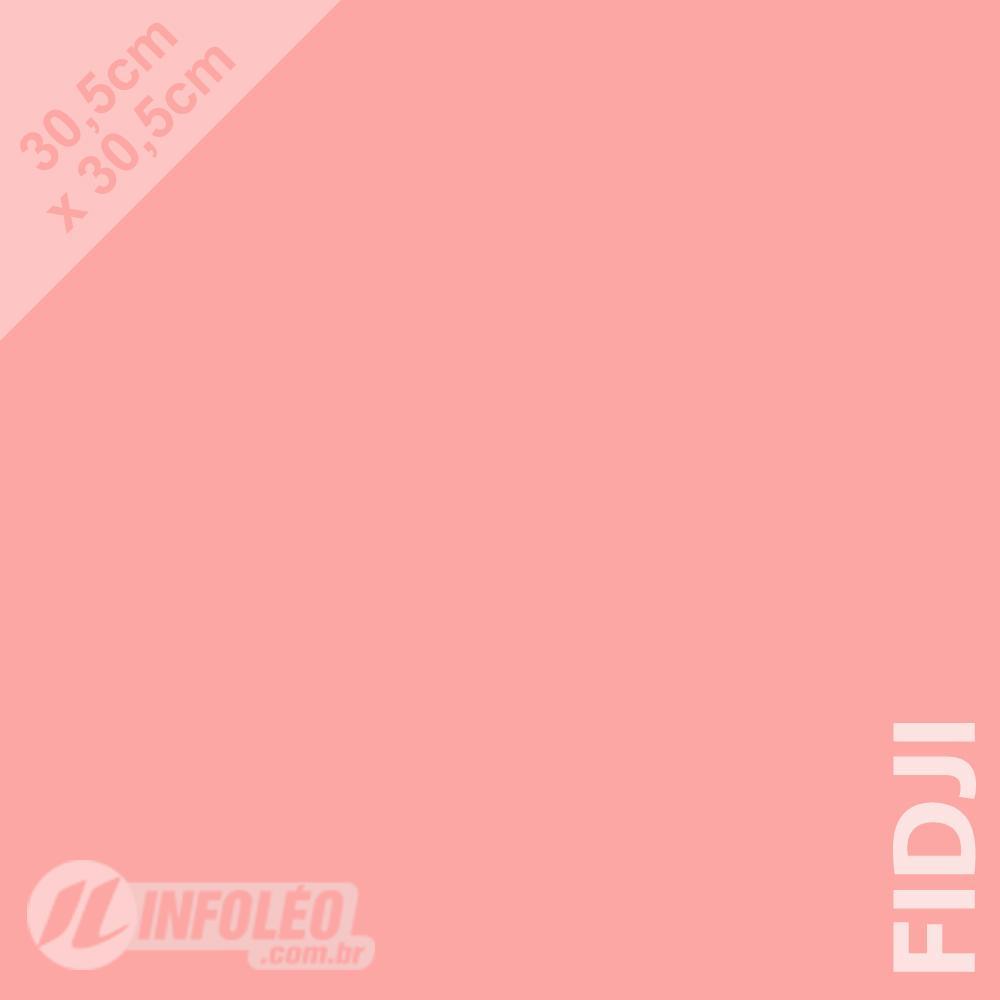 Papel Color Plus Fidji (Rosa Chá) 30x30 180 gramas - Unidade