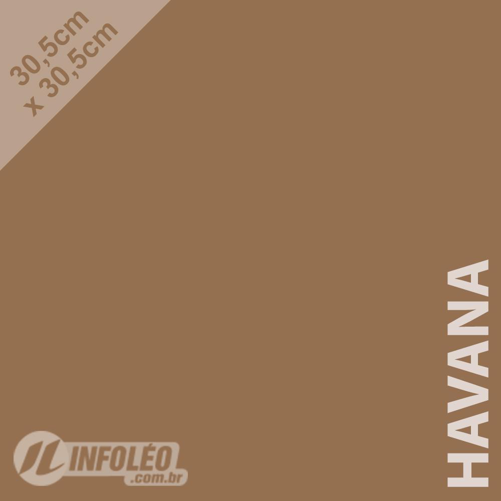 Papel Color Plus Havana (Marrom Claro) 30x30 180 gramas - Unidade