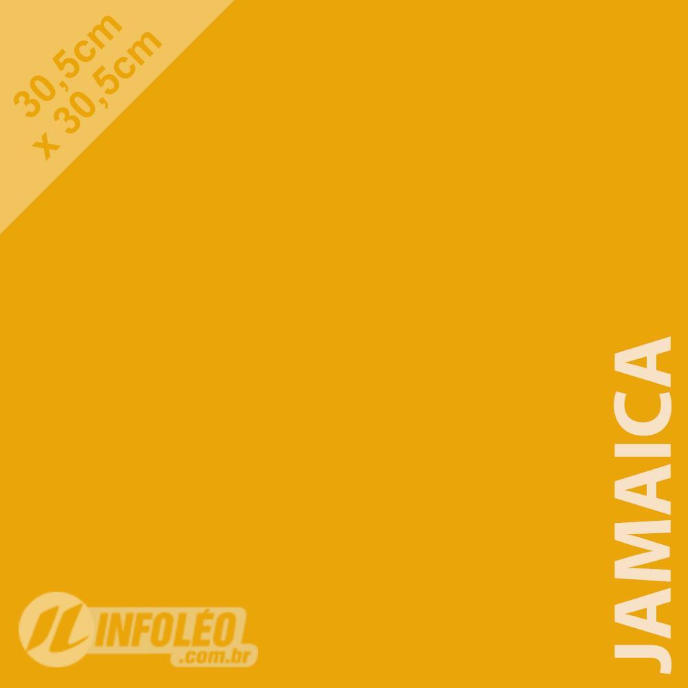 Papel Color Plus Jamaica (Laranja Claro) 30x30 180 gramas - Unidade