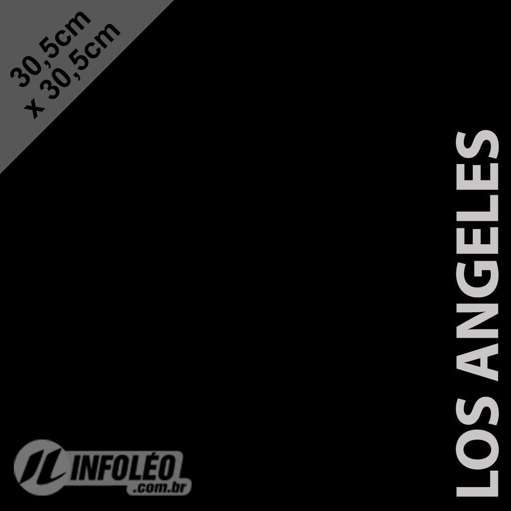 Papel Color Plus Los Angeles (Preto) 30x30 180 gramas - Unidade