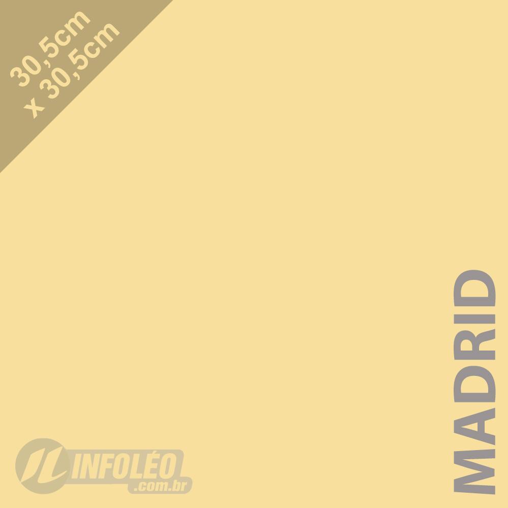 Papel Color Plus Madrid (Salmão) 30x30 180 gramas - Unidade