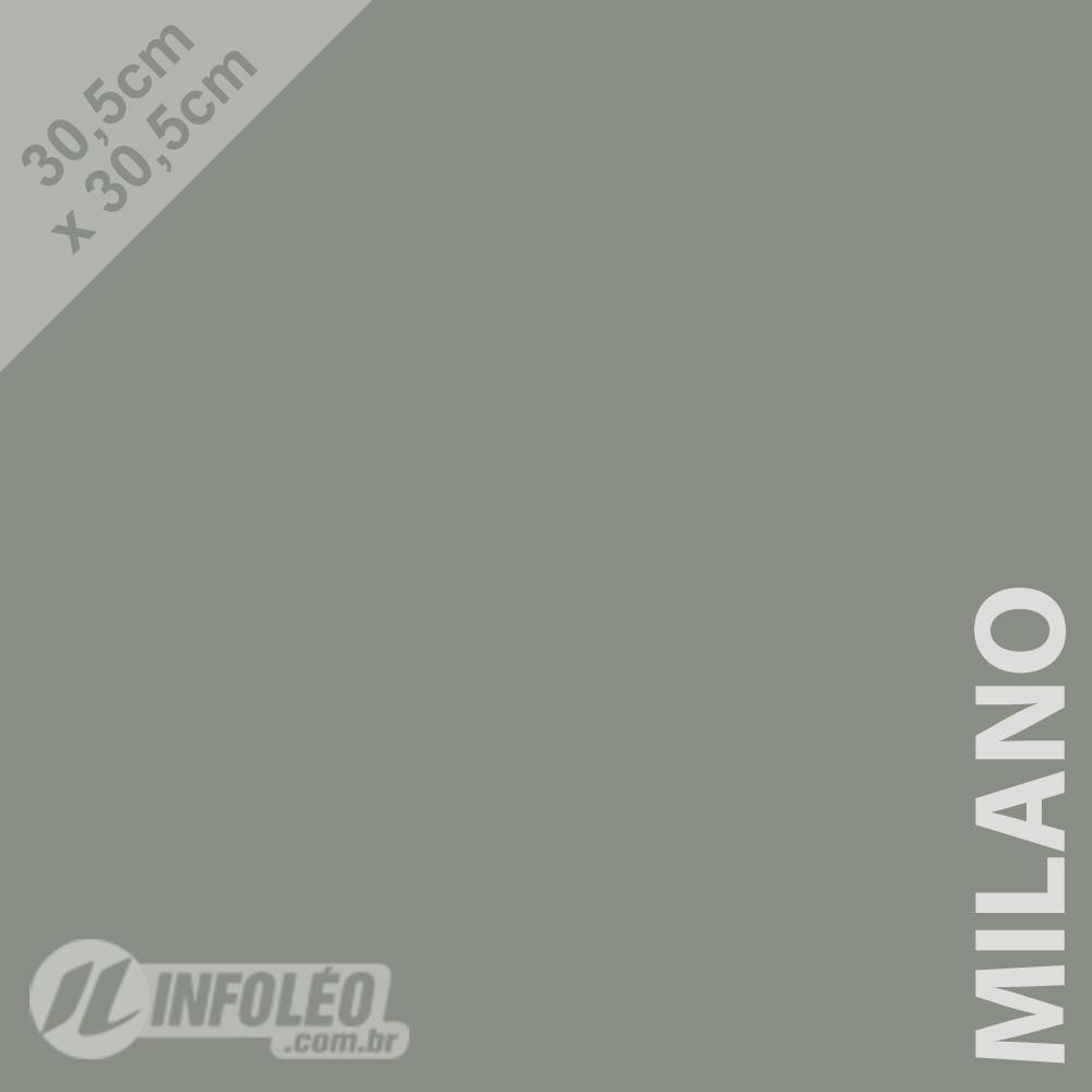 Papel Color Plus Milano (Cinza) 30x30 180 gramas - Unidade