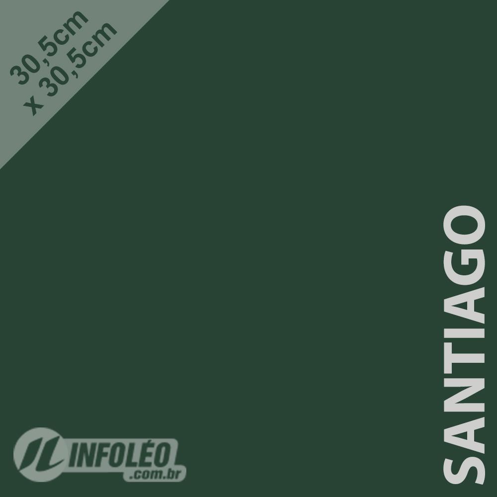 Papel Color Plus Santiago (Verde Musgo) 30x30 180 gramas - Unidade