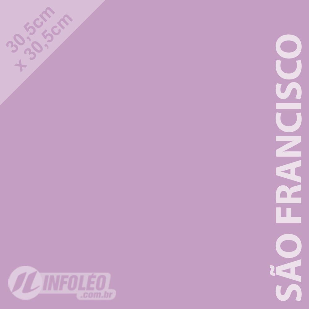 Papel Color Plus São Francisco (Lilás) 30x30 180 gramas - Unidade