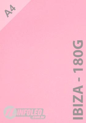 Papel CP Metalizado A4 180 gramas Ibiza - 50 Folhas